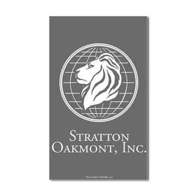 Stratton Oakmont Sticker
