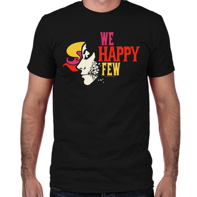We-Happy-Few-Face-Fitted-T-Shirt