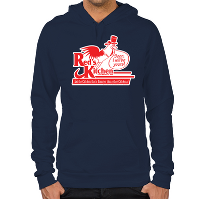 Red's Kitchen Hoodie