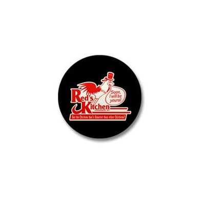 Red's Kitchen Mini Button