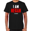 TWD I Am Negan T-Shirt