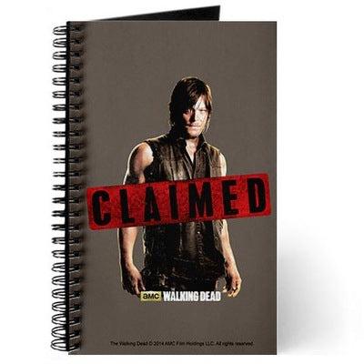 Daryl Dixon Claimed Journal