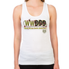 Walker Ear Necklace Women's Racerback Tank