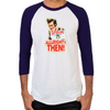 Ace Ventura Alllrighty Then! Men's Baseball T-Shirt
