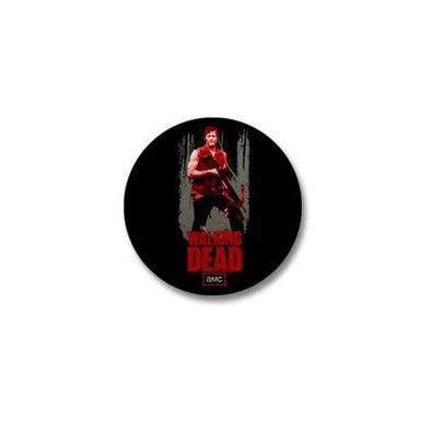 Daryl Dixon Crossbow Mini Button