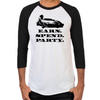 Wolf of Wall Street EARN SPEND PARTY Men's Baseball T-Shirt