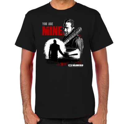 Negan You Are Mine T-Shirt