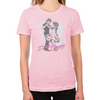 Dirty Dancing Dance Moves Women's Fitted T-Shirt
