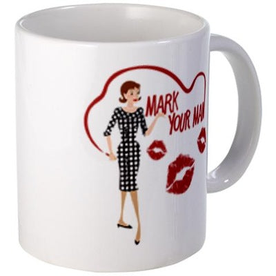 Mad Men Peggy Mug