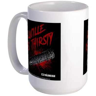 Lucille is Thirsty Large Mug