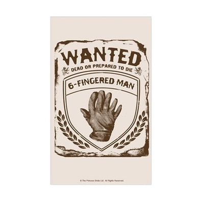 Six Fingered Man Sticker