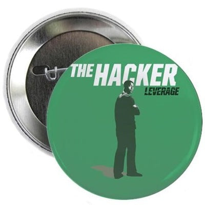 "Hacker 2.25"" Button"