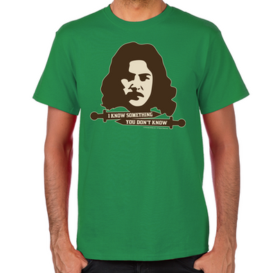 Inigo Montoya Knows Something Men's T-Shirt
