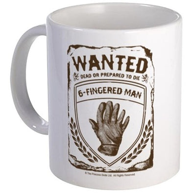 Six Fingered Man Mug