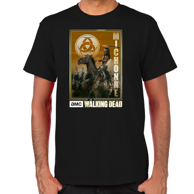 Michonne Zombie Slayer T-Shirt