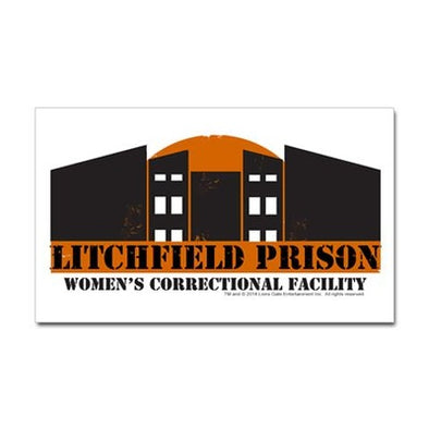 Litchfield Correctional Sticker