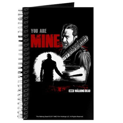 Negan You Are Mine Journal