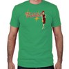 Mad Men Gangbusters Fitted T-Shirt