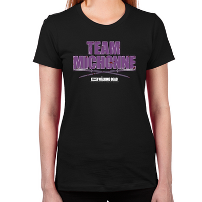 Team Michonne Women's Fitted T-Shirt