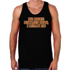 No More Rhymes Men's Tank