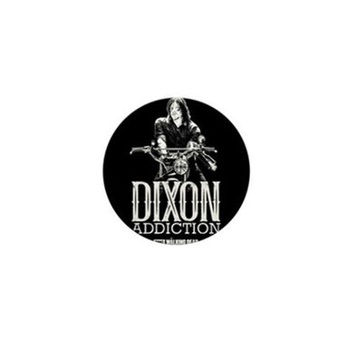 Daryl Dixon Addiction Mini Button