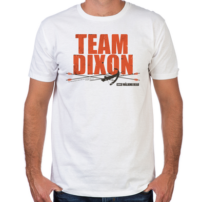 Team Dixon Fitted T-Shirt