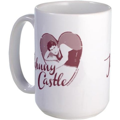 Love Johnny Castle Large Mug