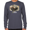 Alexandria Men's Long Sleeve T-Shirt