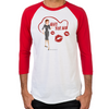 Mad Men Peggy Men's Baseball T-Shirt