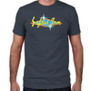 Safari Inn Fitted T-Shirt