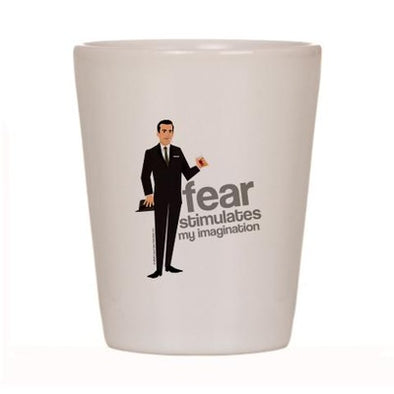 Mad Men Don Draper Shot Glass