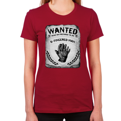 Six Fingered Man Women's T-Shirt