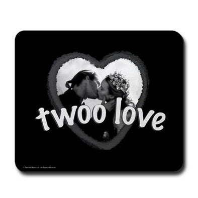 Twoo Love Mousepad