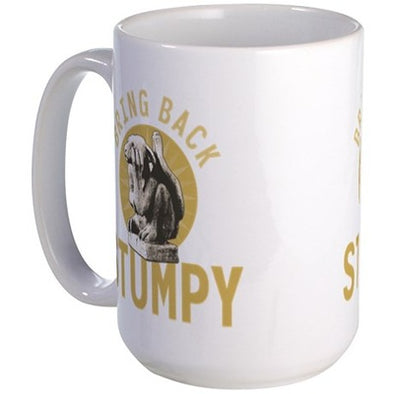 Stumpy Large Mug