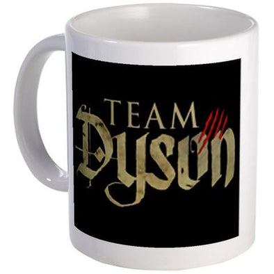 Lost Girl Team Dyson Mug