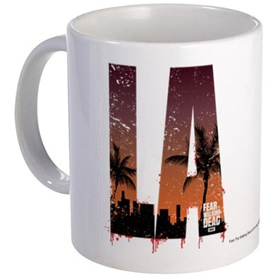 Fear The Walking Dead LA Mug