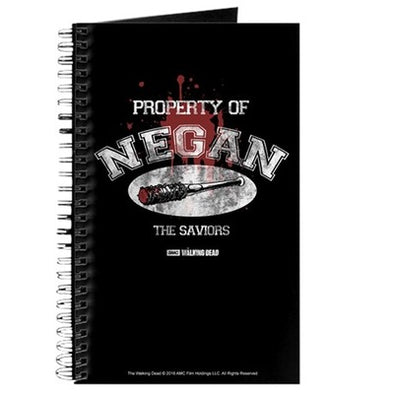 Property Of Negan Journal