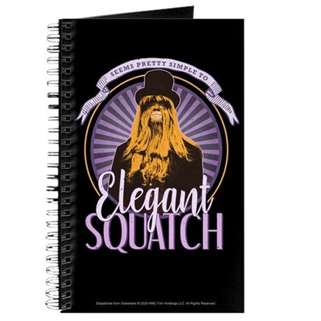 Elegant Squatch Journal