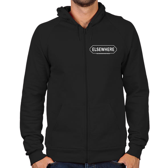 Elsewhere Zip Hoodie