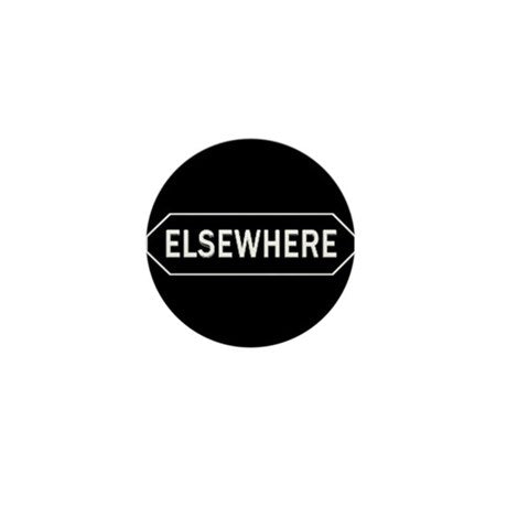 Elsewhere Mini Button