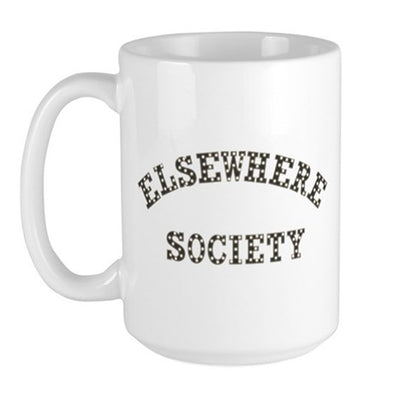 Elsewhere Society Large Mug