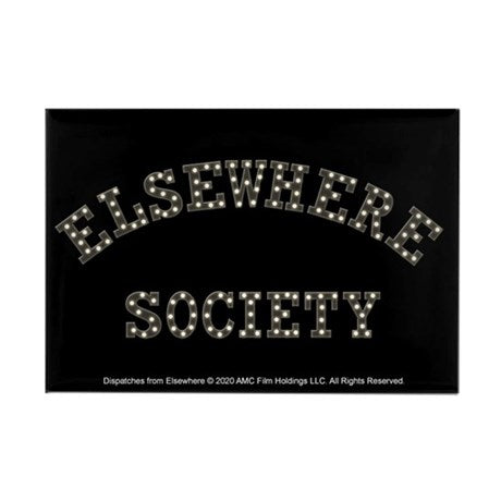 Elsewhere Society Magnet