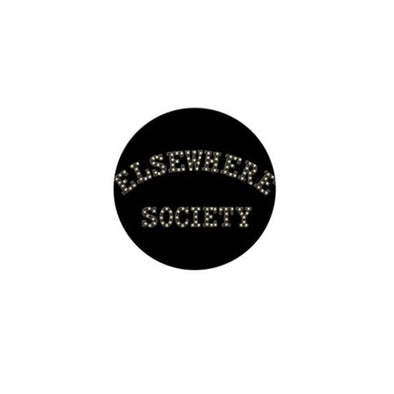 Elsewhere Society Mini Button