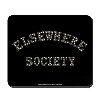 Elsewhere Society Mousepad