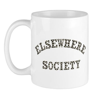 Elsewhere Society Mug
