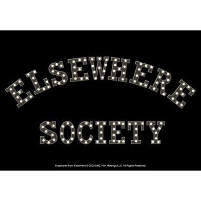 Elsewhere Society Sticker