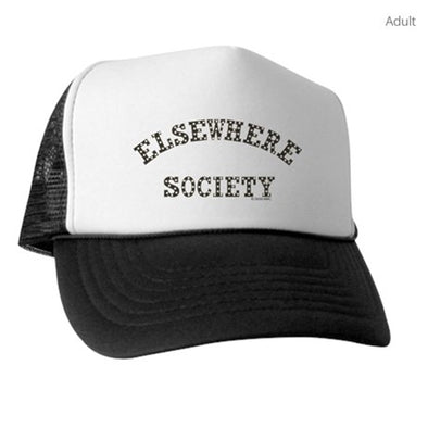Elsewhere Society Trucker Hat