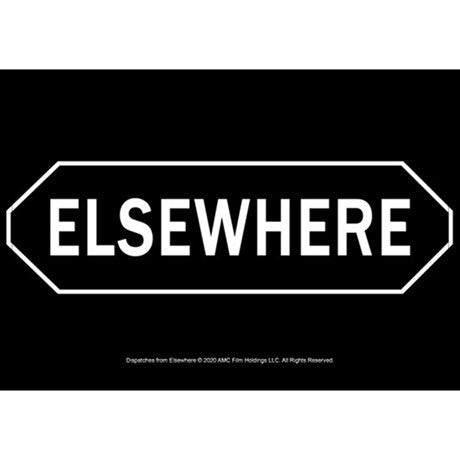 Elsewhere Sticker