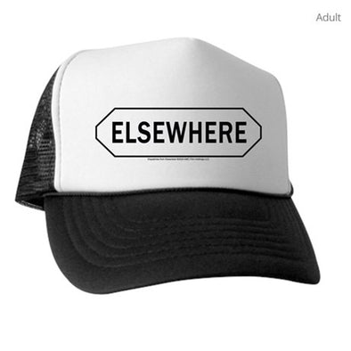 Elsewhere Trucker Hat