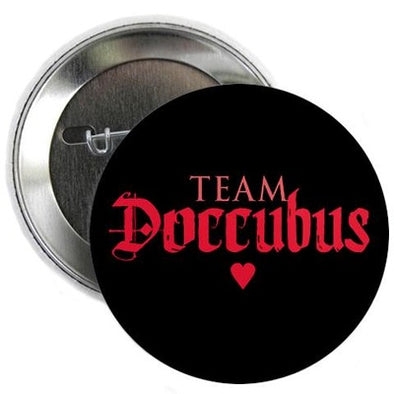 "Team Doccubus 2.25"" Button"